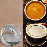 Non-Stick Aluminum Baking Mold