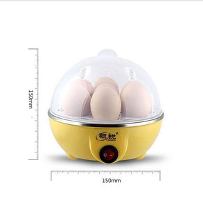 Rapid Electric Seven Egg Boiler - Your Lifestyle Corner