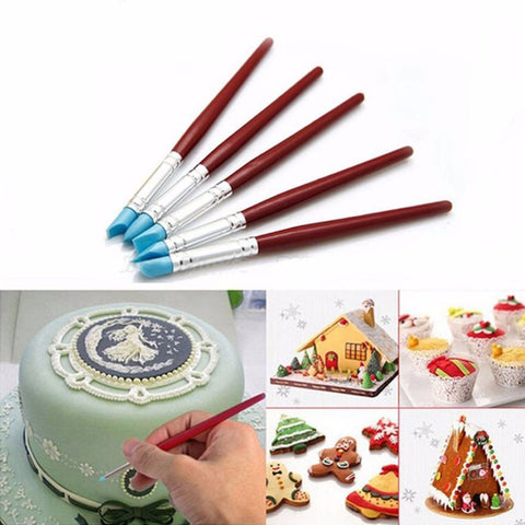 Do It Yourself Cake Carving Pen for Cakes ( 5 Pieces ) - Your Lifestyle Corner