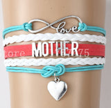 Infinity Love Mother Bracelet - Your Lifestyle Corner