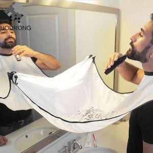 Beard Apron for Facial Hair Trimmings and Shaving - Your Lifestyle Corner