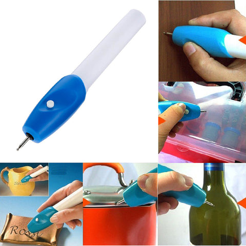 Image of 1pc Mini Engraving Electric Pen - Your Lifestyle Corner