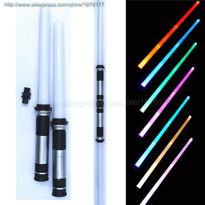 Double Edged SFX Sabers - All Colors & With Sound Effects! - Your Lifestyle Corner