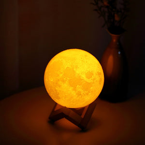 Mystical Moon Lamp - Your Lifestyle Corner
