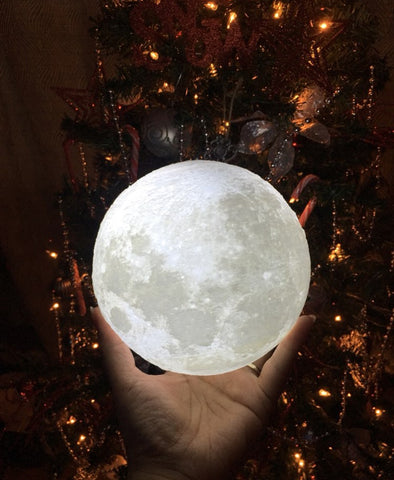 Image of Mystical Moon Lamp - Your Lifestyle Corner