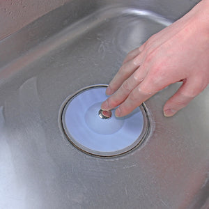 Rubber Circle Silicone Sink Strainer - Your Lifestyle Corner
