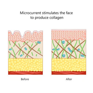 Mini Microcurrent Facial Toning Device - Your Lifestyle Corner