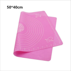 Large Silicone Baking Mat for Pastry Rolling Non Stick, Non Slip Professional Size - Your Lifestyle Corner