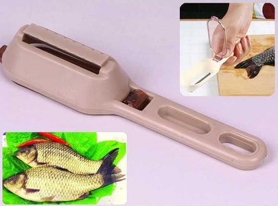 Fish Skin Scraping Fish Scale Brush Graters - Your Lifestyle Corner