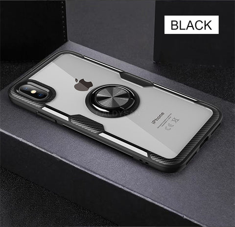 Image of Luxury Car Holder Ring Case On The For IPhone - Your Lifestyle Corner