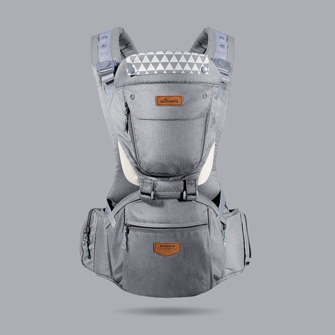 Image of ERGONOMIC HIPSEAT BABY CARRIER (6 IN 1) - Your Lifestyle Corner