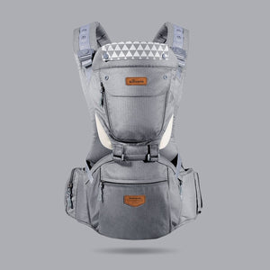 ERGONOMIC HIPSEAT BABY CARRIER (6 IN 1) - Your Lifestyle Corner