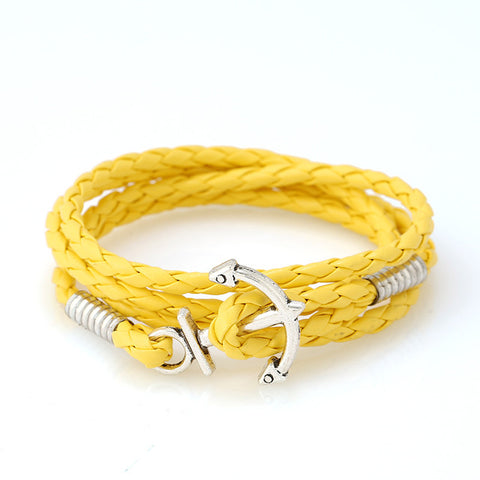 Image of CAPTAIN ROPE BRACELET WITH HOOK - Your Lifestyle Corner