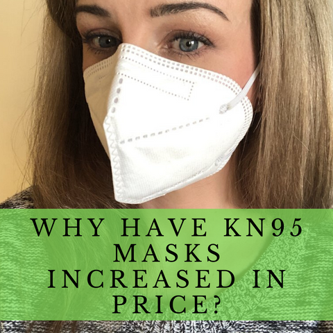 Why do kn95 Masks cost more than they used to? Here is our Transparent Pricing info.