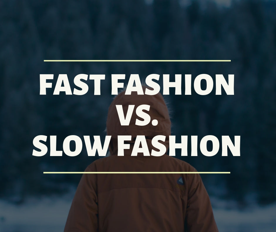 Fast Fashion VS. Slow Fashion: The Frightening Truth about the Fashion Industry.