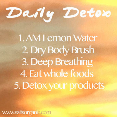 Simple Daily Detox Recipes