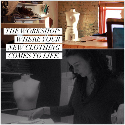 The Eco Fashion Workshop