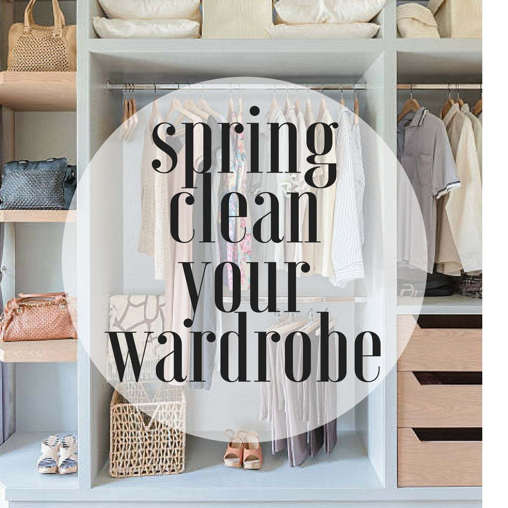 Spring Clean Your Wardrobe: 5 Tips to Prep For a Fresh Capsule Collection