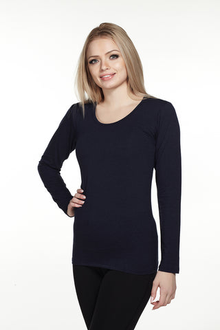 Bamboo Top Long Sleeve Classic