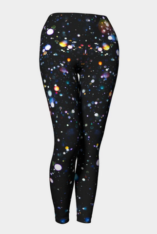 Rain Lights - Eco Luxe Legging - full length