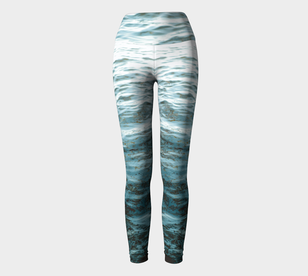 Rocky Mountain Waters - Eco Lux Legging