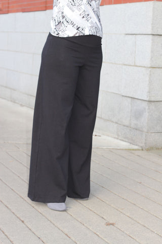 BL Hemp Wide Leg Pant