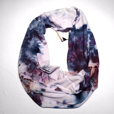 Handdyed Bamboo Infinity Scarf