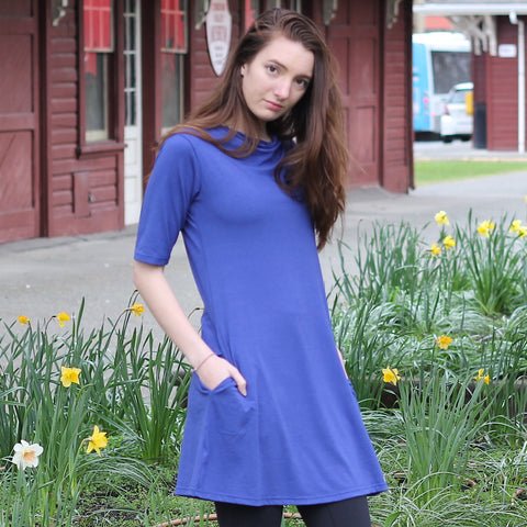 Thrive Bamboo Pocket Tunic