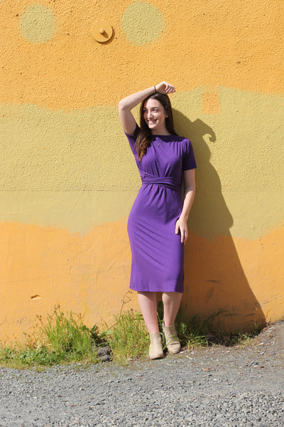 Joy Bamboo Wrap Bamboo Dress *Reversible!