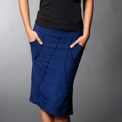 2 pack Pre-Order Special: 2 Lana Bamboo A-Line Skirts