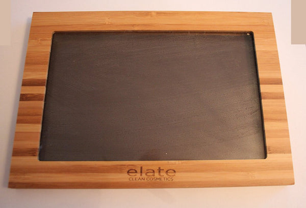 Elate Cosmetics Large Bamboo Compact