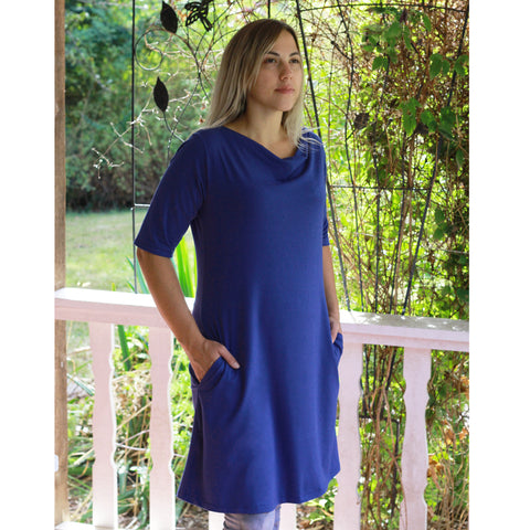 Pre-Order Thrive Bamboo Pocket Tunic