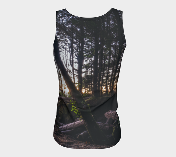 Fitted Tofino Tank Top - Long Length