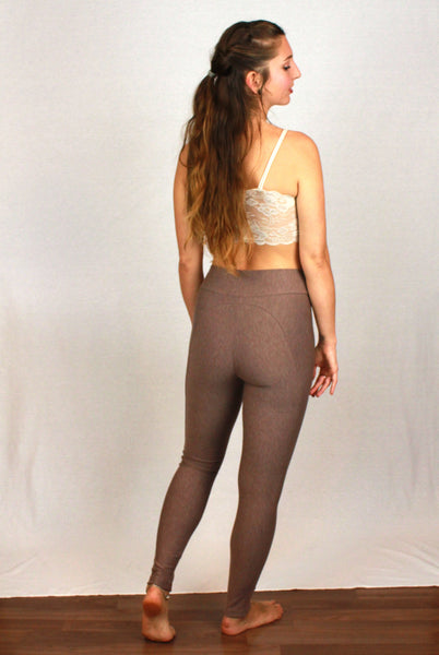 Riding Tights - Bamboo Stretch French Terry