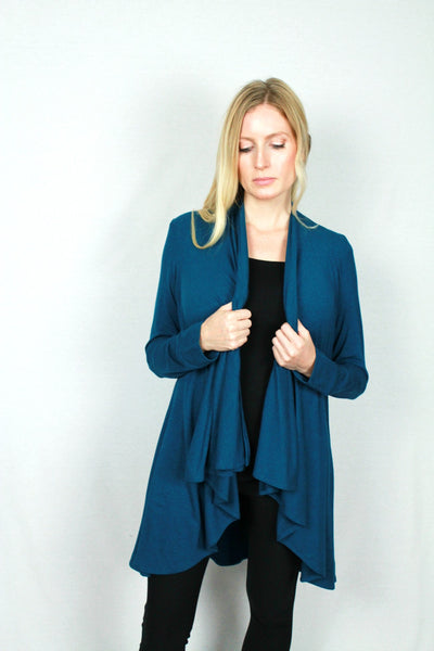Merino Princess Bamboo Wrap Jacket