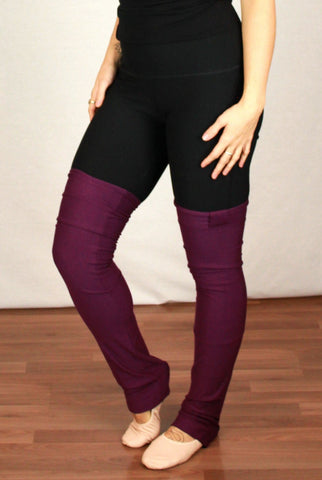 Bamboo Leg Warmers - Bamboo Fleece