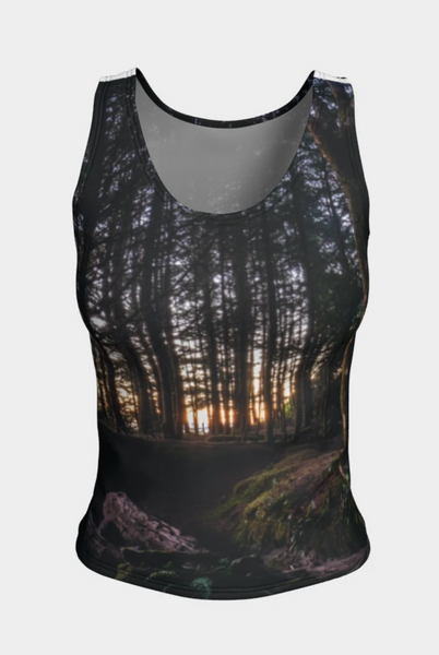 Fitted Tofino Tank Top - Regular Length