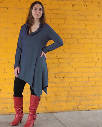 2 Pack! Pre-Order Special: Flow Cowl Tunics