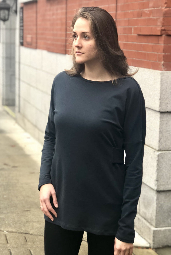 Mika Organic Cotton Sweater Tunic