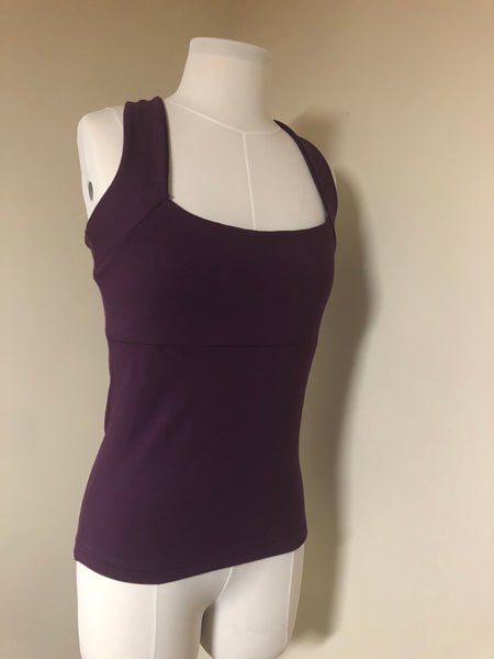 Twist Bamboo Tank top