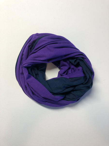 Bamboo Infinity Scarf - Two Colors