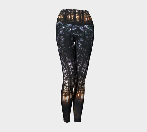 Tofino Surf Check - Eco Lux Legging