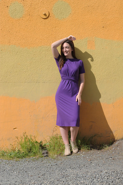 Pre-Order Special: 2 Pack of the Joy Bamboo Wrap Dress *Reversible!