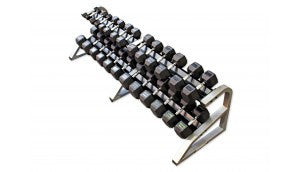 2 Tier Dumbell Rack