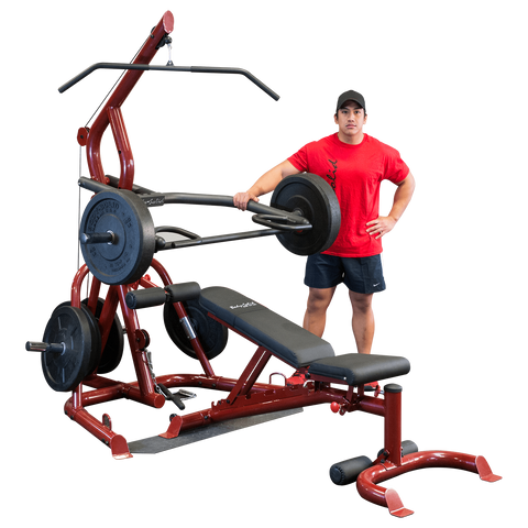 Body Solid Leverage Multi Gym