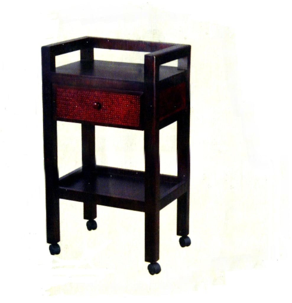 Beauty Trolley Wooden