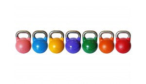 Steel Competition Kettlebells