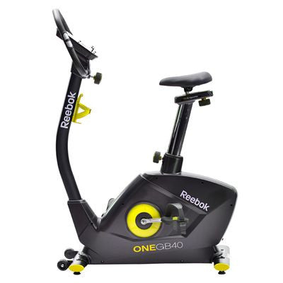REEBOK GB40 One Series Upright Bike - Black