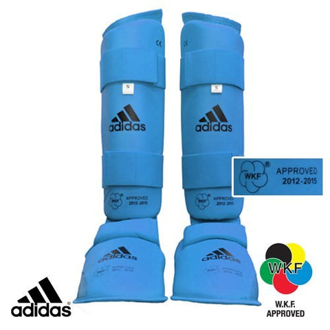 ADIDAS WKF SHIN & REMOVABLE INSTEP