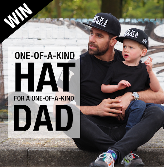 FATHER'S DAY | GIVE AWAY WINNER